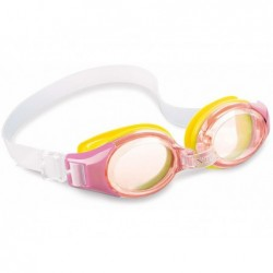 Óculos Mergulhador Junior Intex 55601   Piscinasdesmontaveisweb