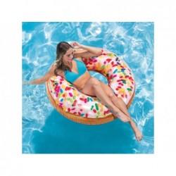 Insuflável Intex 56263 Flutuador De 114 Cm. Donut Envidraçado   Piscinasdesmontaveisweb