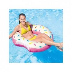 Colchoneta Hinchable Intex 56265 Donut De 107 Cm. | Piscinasdesmontaveisweb