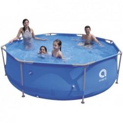 Piscina Desmontável com Depuradora 1136 L. Jilong 17798EU Super Round Pool Set 300x76 cm. | Piscinasdesmontaveisweb
