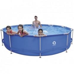 Piscina Desmontável com Depuradora 1136 L. Jilong 17799EU Super Round Pool Set 360x76 cm. | Piscinasdesmontaveisweb