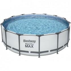 Piscina Desmontável Steel Pro Max 427x122 cm. Bestway 5612