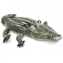 Crocodilo Insuflável Intex 57551 De 170x86 Cm