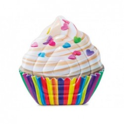 Colchonete Cupcake Intex 142x135 Cm. 58770