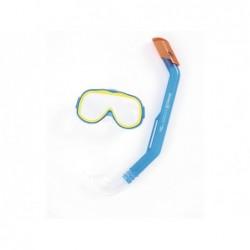 Óculos De Mergulho Com Tubo Bestway 24024 Pequenos Exploradores   Piscinasdesmontaveisweb