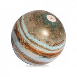 Bola Inflável De 61 Cm. Júpiter Luz Led Bestway 31043