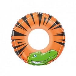 Bóia Crocodilo 119 Cm Bestway 36108