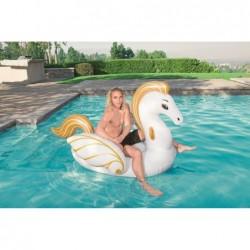 Pégaso Luxury Infável De 231x150 Cm. Bestway 41118   Piscinasdesmontaveisweb
