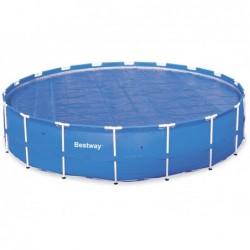 Cobertura Solar Piscina 521x549 Cm Bestway 58173
